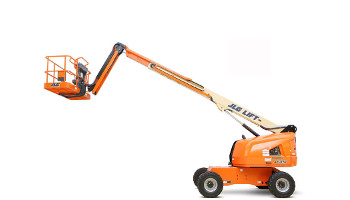 80 ft. telescopic boom lift rental in Colorado Springs