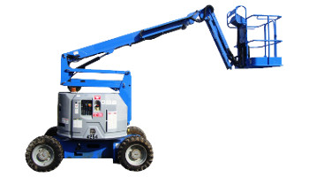45 ft. articulating boom lift rental in Seattle