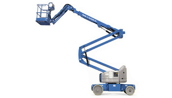 34 ft. articulating boom lift rental in San Francisco