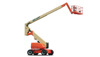 80 ft. articulating boom lift rental in San Francisco