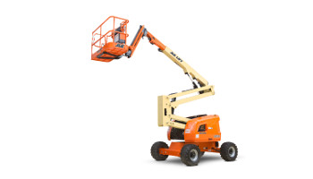 40 ft. articulating boom lift rental in San Francisco