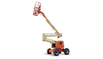 30 ft. articulating boom lift rental in San Francisco